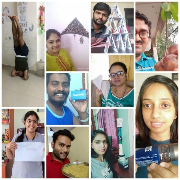 10. Vidhya Parthasarathy & Team
