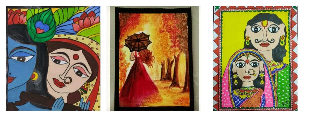 Shivika Agarwal - Pune - Painting