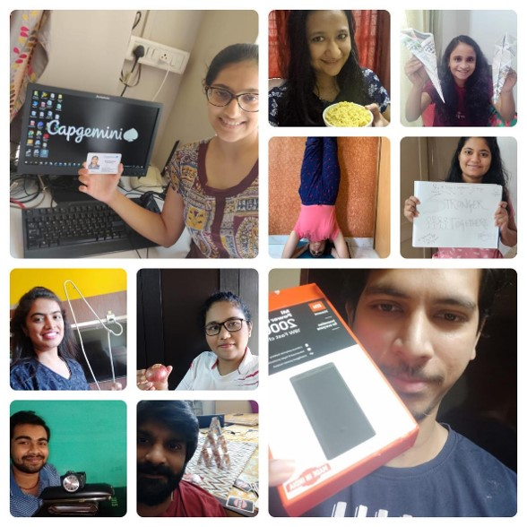 4. Vinaya Shingre & Team