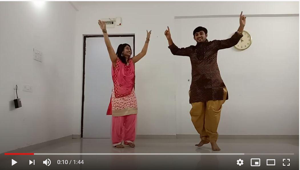 Parth Raval - Gandhinagar - Dancing - Couple
