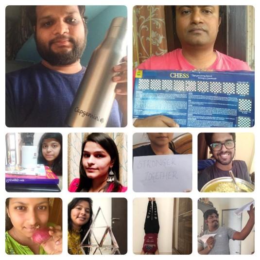 6. Raga Sandhya & Team