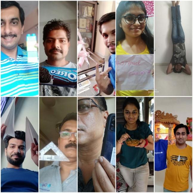 9. Nidhi Jain & Team