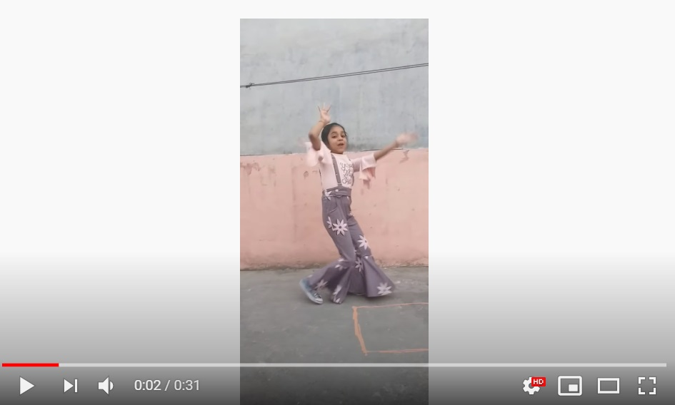 7. Dilip Kumar - Gurugram- Kids- Solo