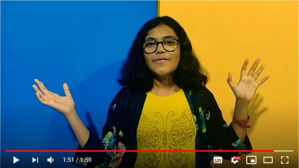 1. Namita Bhave - Mumbai- Kids - Solo
