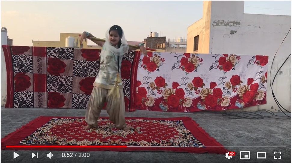 8. Parveen Kumar - Noida- Kids- Solo