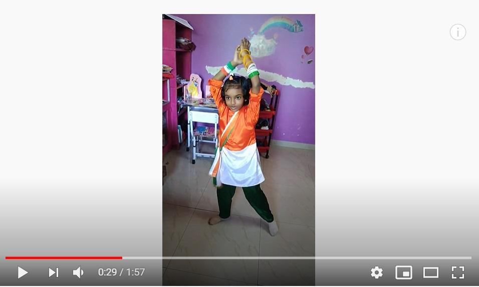 10. Utkal Behera - Bhubaneswar- Kids solo